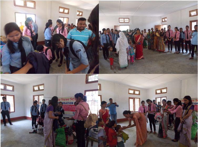 Health camps :: Assam Down Town University